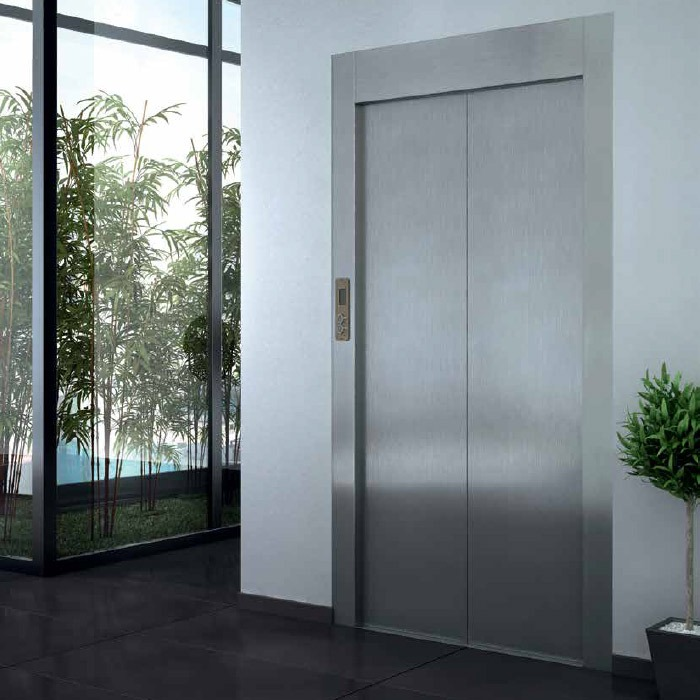 Πόρτα Classic Ιnox