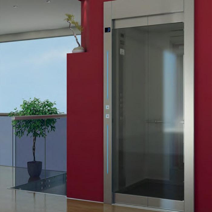 Πόρτα Full glass